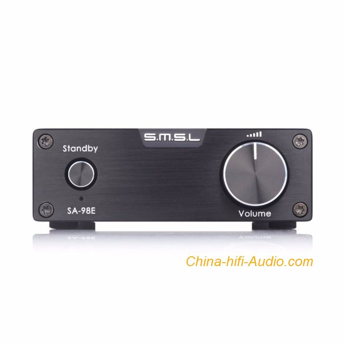 SMSL SA-98E Digital Amplifier Big Power high performance With Power Adapter