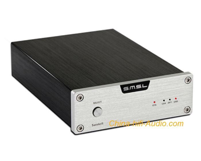 SMSL Sanskrit 6 hifi audio DAC Decoder USB optical coaxiale Input 32bit 192kHz