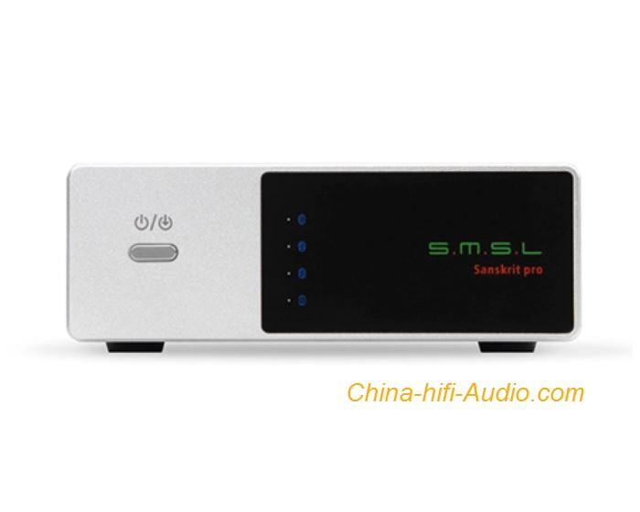 SMSL Sanskrit PRO-B hifi audio DAC with Bluetooth 4.0 USB Optical Coaxial DSD