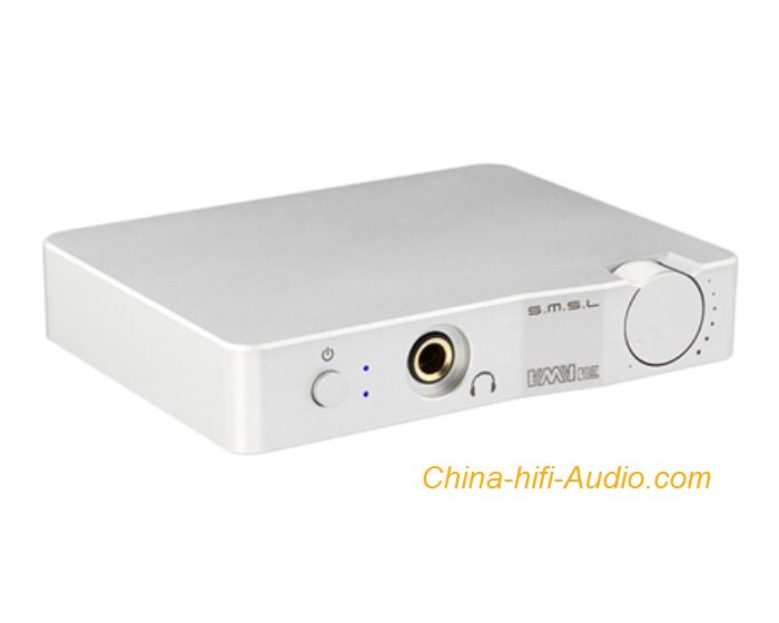 SMSL VMV V2 hifi audio DAC HD with headphone amplifier USB 32Bit 384KH