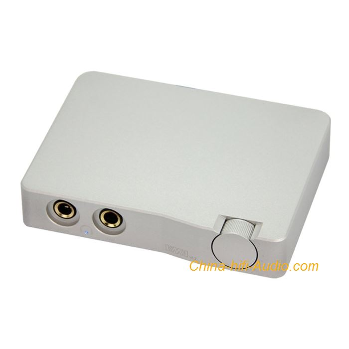 SMSL VMV VA2 headphone amplifier high performance portable With A Light Cabinet