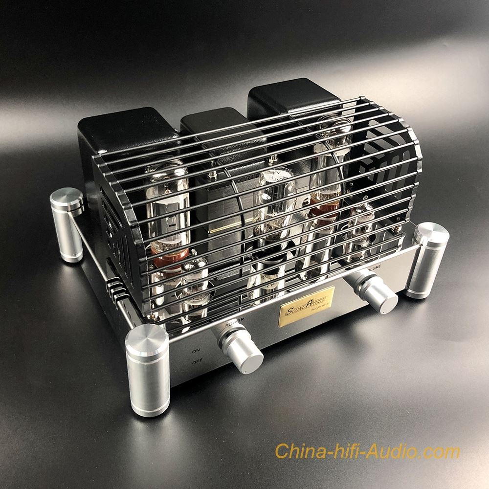 SoundArtist SA34A EL34 12AX7 tube amp Single-end Class A HiFi audio amplifier