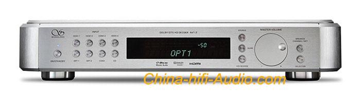 Shanling AV1.2 HDMI DTS Blu-ray AV 3D Decoder AC3 7.1 CH 5 ...