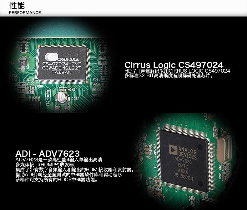 Shanling AV1 2 HDMI DTS Blu-ray AV 3D Decoder AC3 7 1 CH 5 1