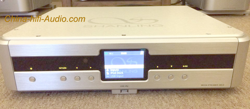 2015 M3 For Sale >> Shanling M3.2 Streamer Music Player WAV FLAC APE DSD DAC Wifi : China-hifi-Audio online store ...