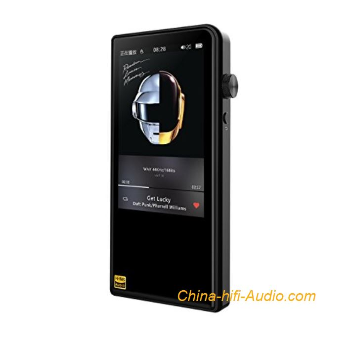 Shanling M3s Portable Music Player DAC AK4490 DSD Balanced Single-ended Outputs