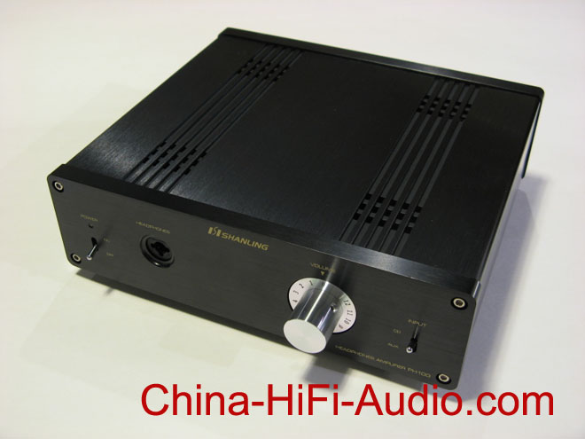 SHANLING PH100 Class A field effect HEADPHONE AMPLIFIER
