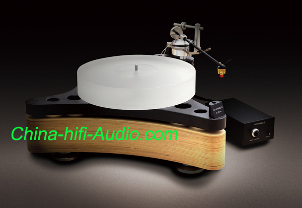 Opera Consonance Die Walkure LP vinyl Turntable phono Player