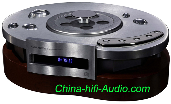 Opera Consonance Droplet CDP3.3 CD player HDCD player