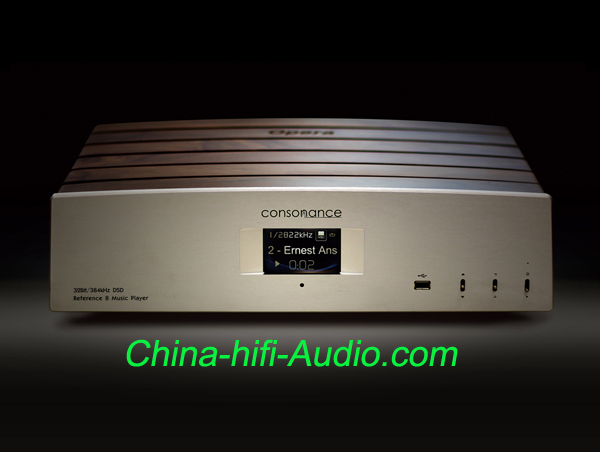 Opera Consonance Reference8 hifi Audio DSD digital music player