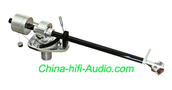Opera Consonance T8 Carbon Fiber Dual bearing Tonearm