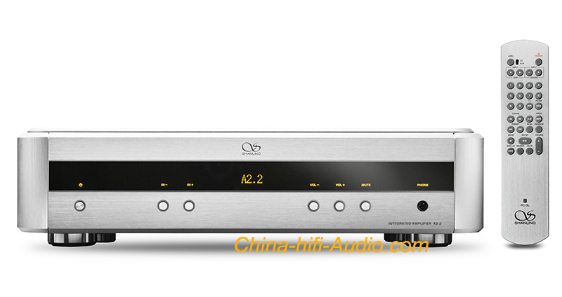 Shanling A2.2 Integrated amplifier 120W XLR Bluetooth 4.0 APT-X - Click Image to Close