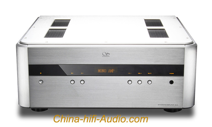 Shanling A3.2 Integrated amplifier & power amp full balance XLR