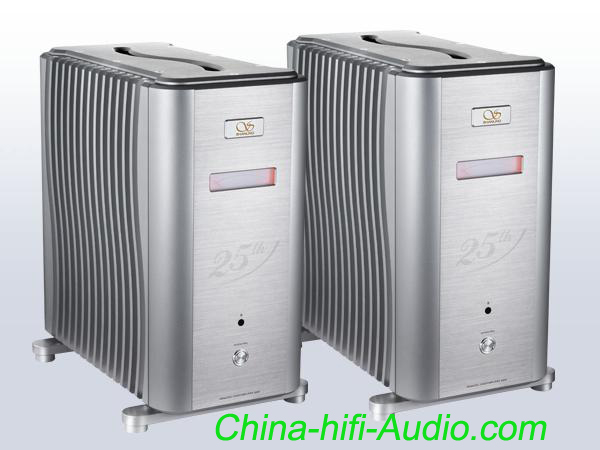 Shanling A600 Mono power amplifier 25th Anniversary Edition Pair