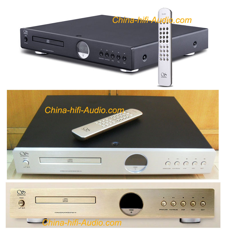 Shanling CD-S100(10) hifi HDCD CD player with remote control