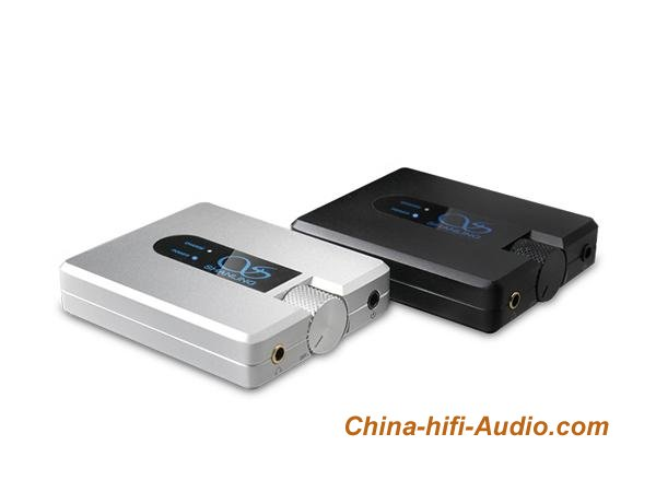 Shanling H1 portable headphone amplifier Audiophiles Hi-Fi amp