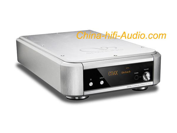 Shanling H1.2 DAC DSD USB ATM FLAC Ipad hifi Audio headphone amp