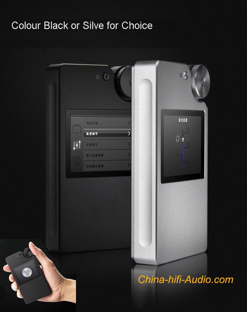 Shanling M3 DAP Portable Music Player FLAC WAV DAC 24Bit/192KHz