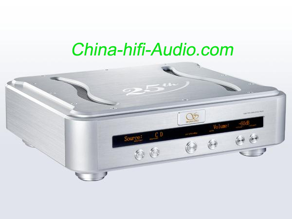 Shanling P600 PRE AMP peaamplifier 25th Anniversary Edition