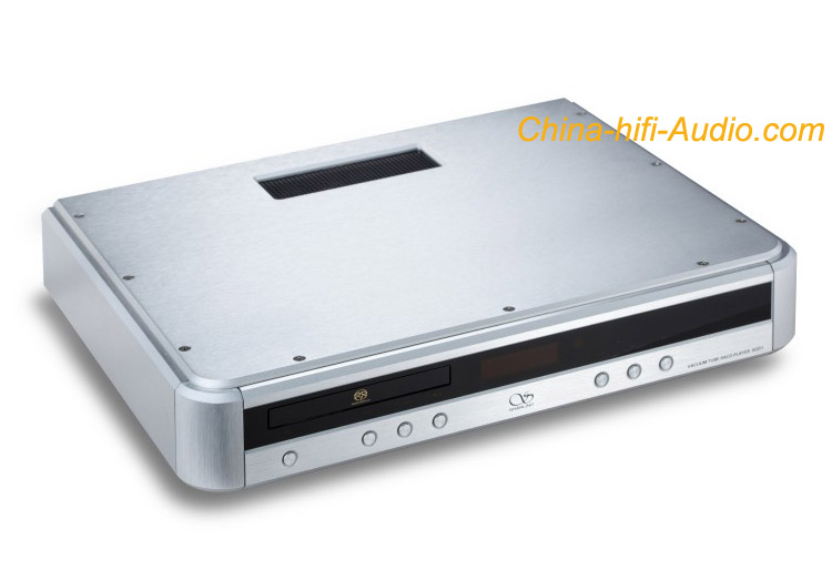 Shanling audio SCD1 hifi tube SACD CD player with VOL & remote