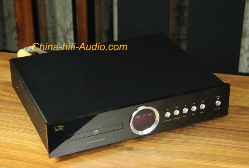 Shanling SCD200SE SACD CD player Audiophiles hi-fi audio 2014 BL