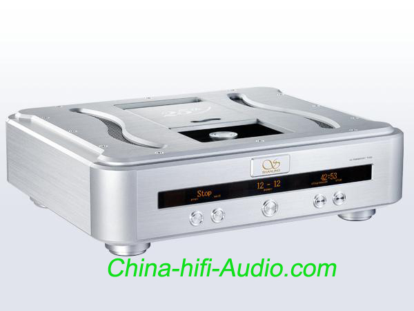 Shanling T600 Audio CD Turntable 25th Anniversary Edition Transp