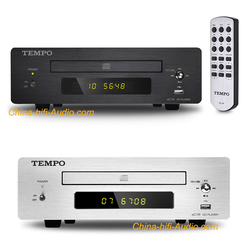 Shanling TEMPO EC1B CD player with USB MP3 SD card mini hifi new