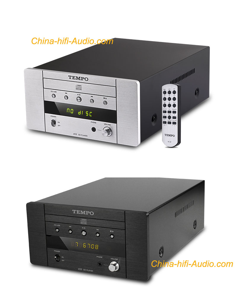 Shinling EC2 CD player with headphone amplifier & USB sound card
