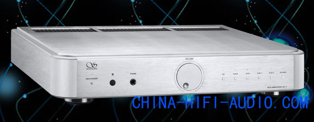 Shanling A1.1 Integrated Amplifier with remote control brand new