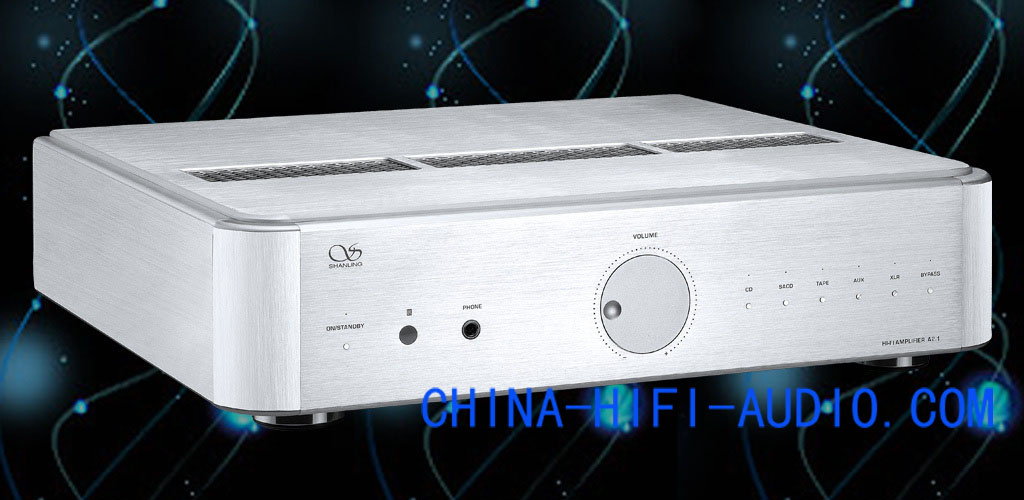 Shanling A2.1 Hi-end balance Integrated Amplifier Remote Ctr