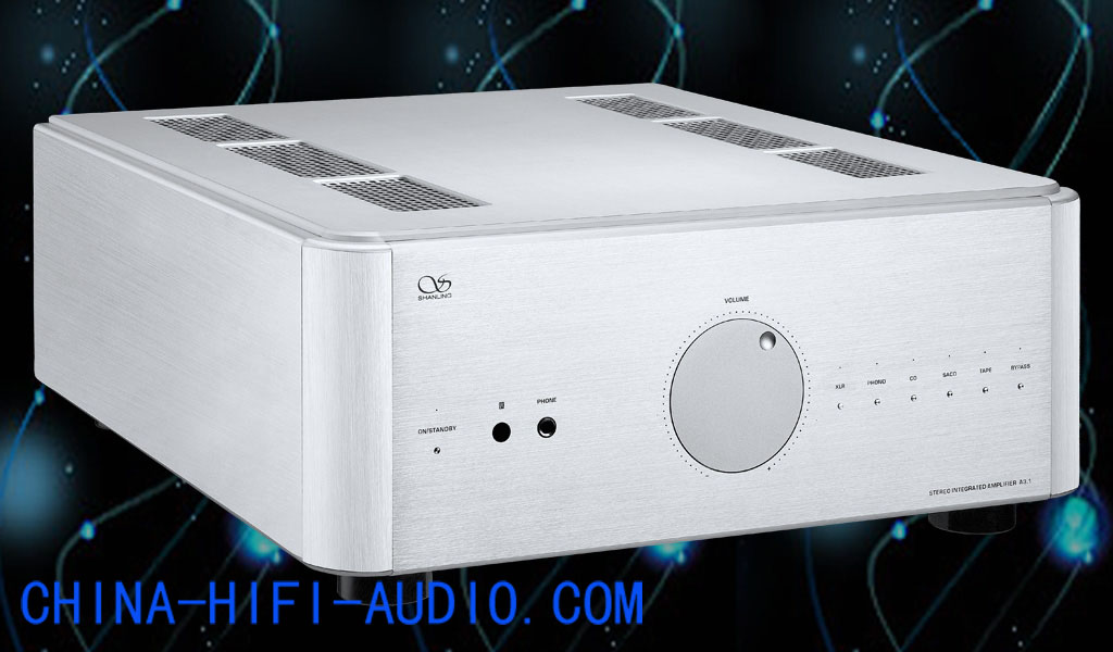 Shanling A3.1 hifi Hybrid Integrated Amplifier tube + transistor
