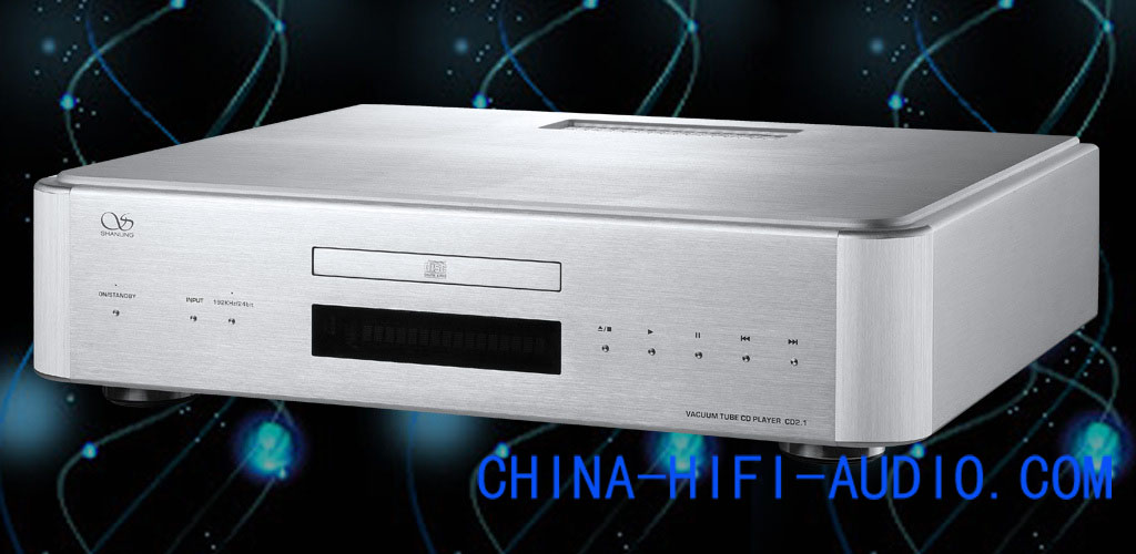 Shanling CD2.1 hi-fi vacuum tube CD player full balance new