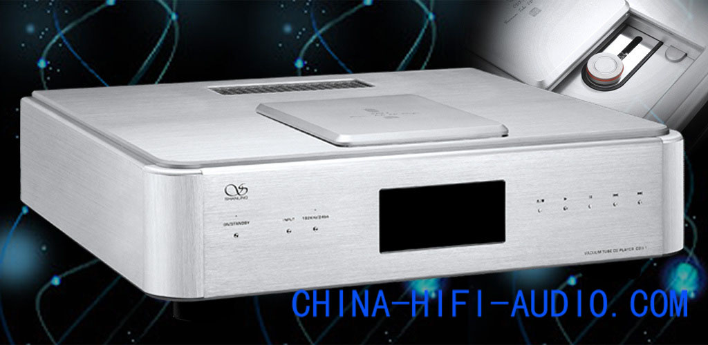 Shanling CD3.1 Hi-end vacuum tube CD player XLR USB output