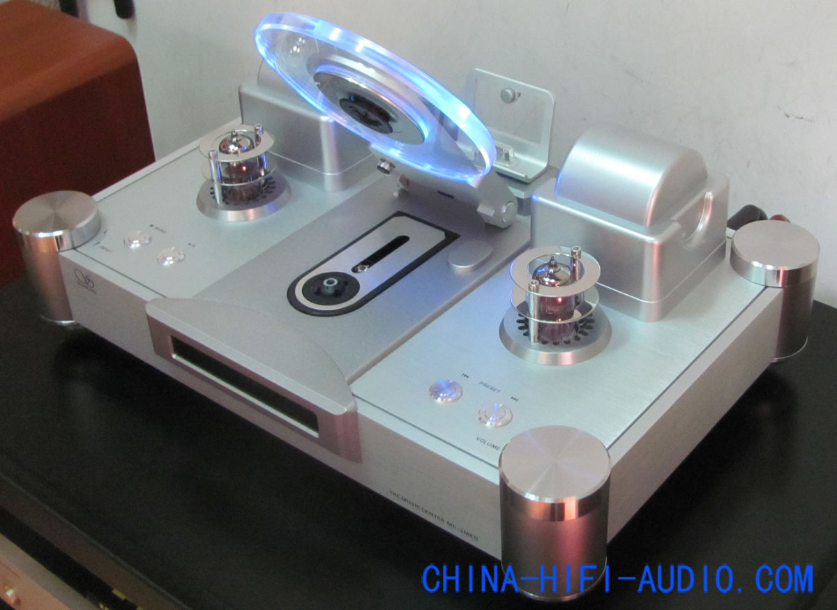 All in one! Shanling MC-3 MKII Music Center CD Player MC-50