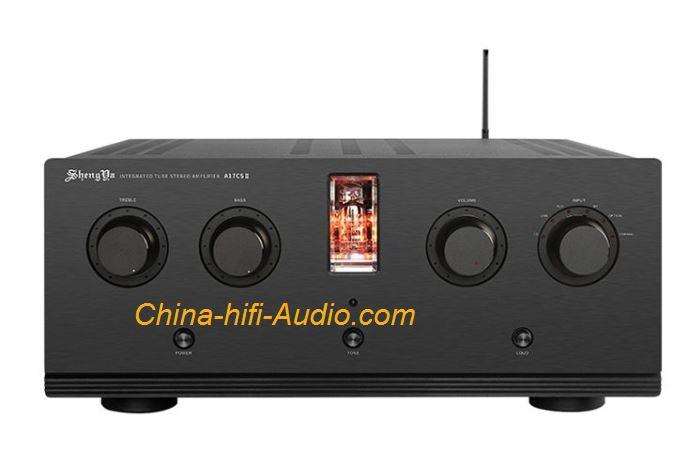 ShengYa A-17CSII stereo Integrated Amplifier Transistor Vacuum tube HYBRID amp