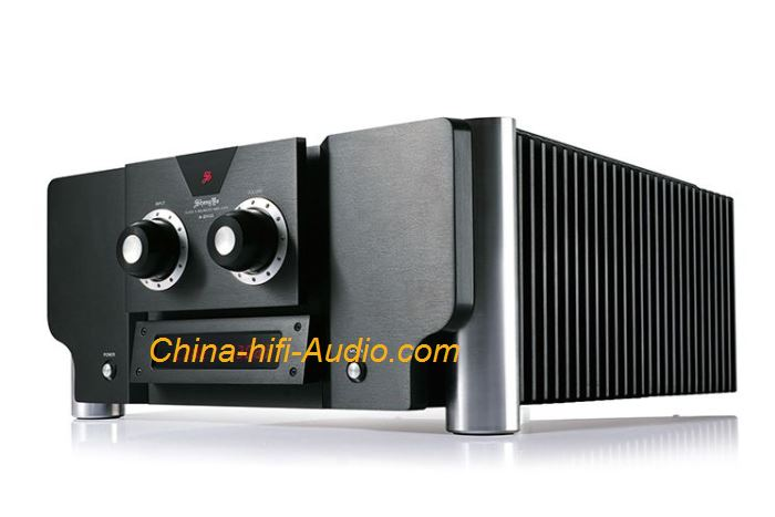 ShengYa A-203GS Transistor Amplifier Class A Integrated amp Full balanced - Click Image to Close