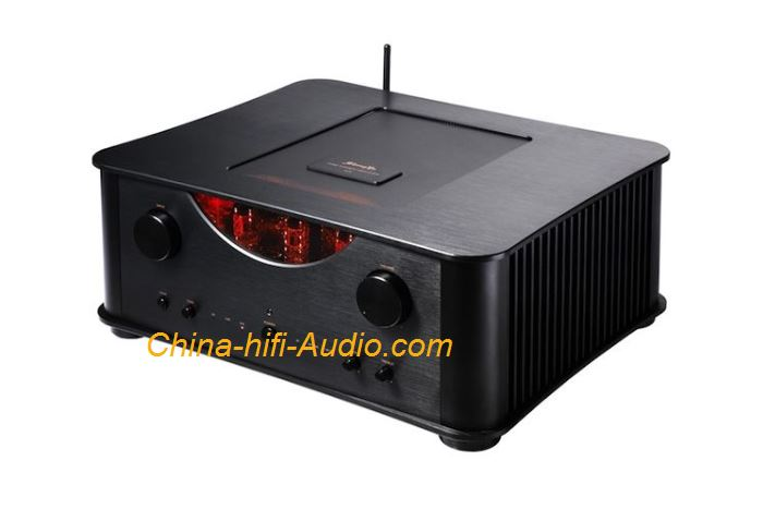 ShengYa A-25 WI-FI Integrated Amplifier Transistor & vacuum tube HYBRID AMP HIFI - Click Image to Close