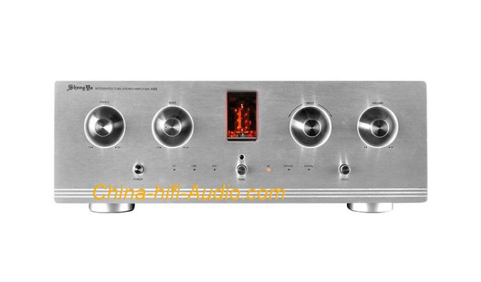 ShengYa A-88 wireless HYBRID AMP Transistor Integrated tube Amplifier Bluetooth