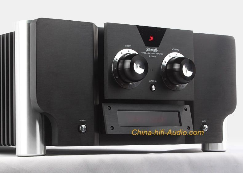 Shengya A-203GS Class A intergrated amplifier Full balanced hifi audio Power amp