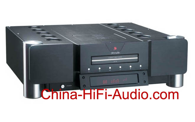 Shengya CD-16 Fully balanced laser CD player Brand new black