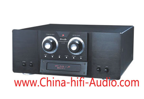 Shengya AV-610HD 5.1 Channel amplifier for home theater