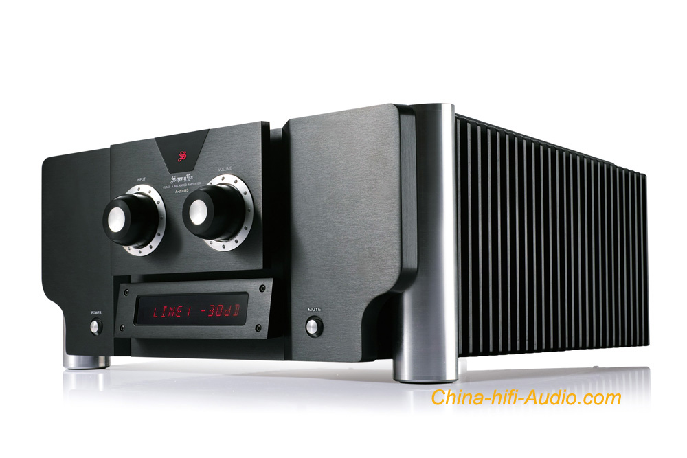 Shengya A-206GS Full balanced intergrated amplifier with remote