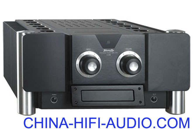 Shengya A-206MK full balance Integrated Amplifier black