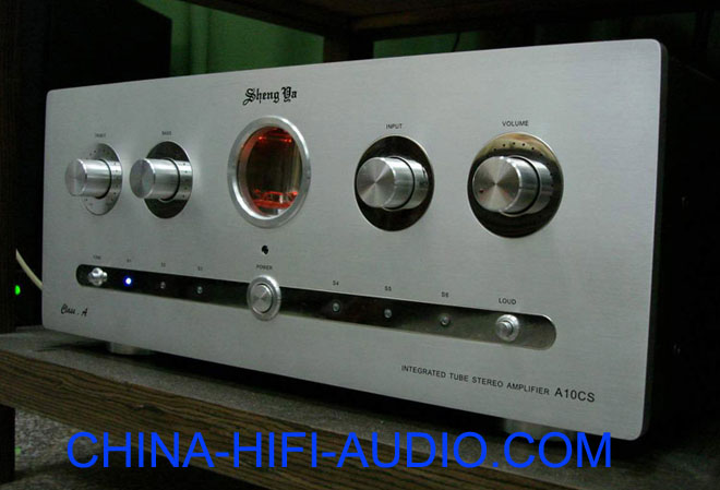 Shengya A10CSII Hybrid vacuum tube Integrated Amplifier New : China