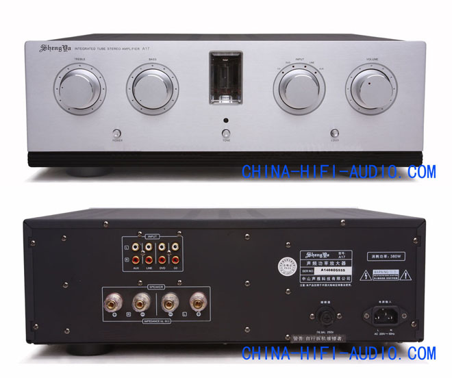 Shengya A17 Hybrid vacuum valve tube Integrated Amplifier