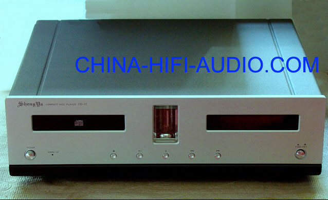 Shengya CD-17 Vacuum Tube hi-fi CD PLAYER can read HDCD