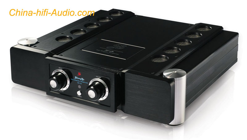 Shengya CS-3.5 full balance preamplifier XLR with remote control