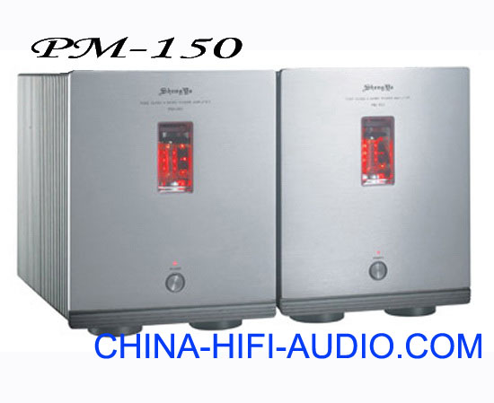 Shengya PM-150 a pair of Mono Power Amplifiers tube amp