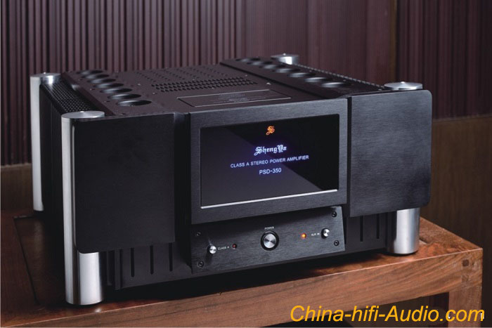 Shengya PSD-350 power amplifier Stereo fully balanced Class A