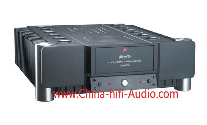 Shengya PSM100 Transistor monoblock Class A Power Amplifier pair